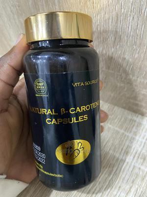 Natural Beta Carotene   Vitamins & Supplements for sale in Lagos State, Gbagada