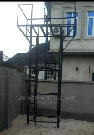20 Feet Water Tank Stand With Two Steps | Other Repair & Construction Items for sale in Lagos State, Ikeja