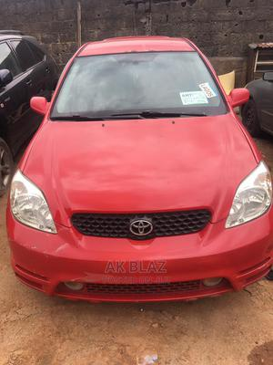 Toyota Matrix 2006 Red | Cars for sale in Lagos State, Alimosho