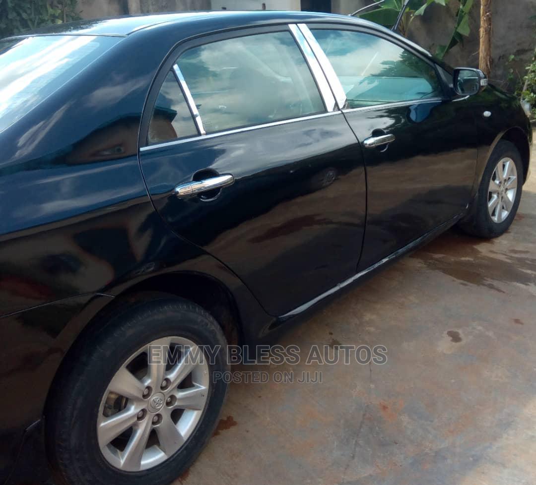 Toyota Corolla 2012 Black | Cars for sale in Ojodu, Lagos State, Nigeria