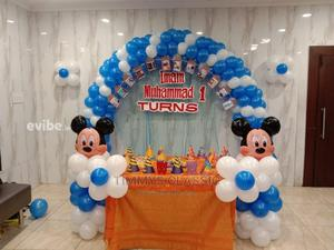 Beautiful Home Balloon Decoration for Birthday | Party, Catering & Event Services for sale in Lagos State, Lekki