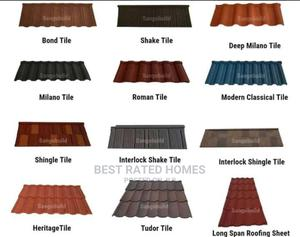 Quality Stone Coated Roof (Payment on Delivery)   Building Materials for sale in Lagos State, Lekki