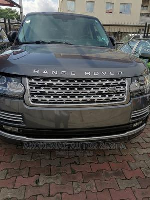 Land Rover Range Rover Sport 2016 HSE 4x4 (3.0L 6cyl 8A) Gray | Cars for sale in Lagos State, Ikeja