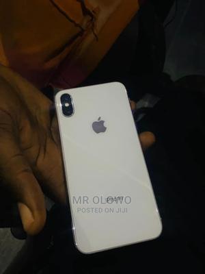 Apple iPhone X 256 GB White | Mobile Phones for sale in Edo State, Auchi