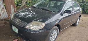 Toyota Corolla 2007 Black | Cars for sale in Lagos State, Surulere