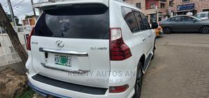 Lexus GX 2010 460 White   Cars for sale in Lagos State, Surulere