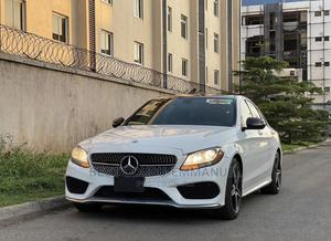 Mercedes-Benz C400 2016 White | Cars for sale in Abuja (FCT) State, Asokoro