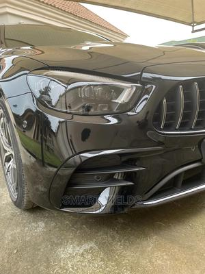 New Mercedes-Benz E63 2021 Black | Cars for sale in Abuja (FCT) State, Gwarinpa