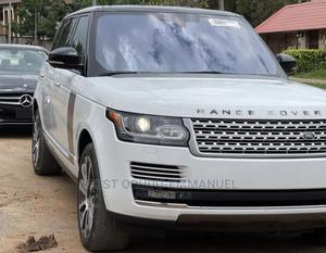Land Rover Range Rover 2015 White | Cars for sale in Abuja (FCT) State, Wuse