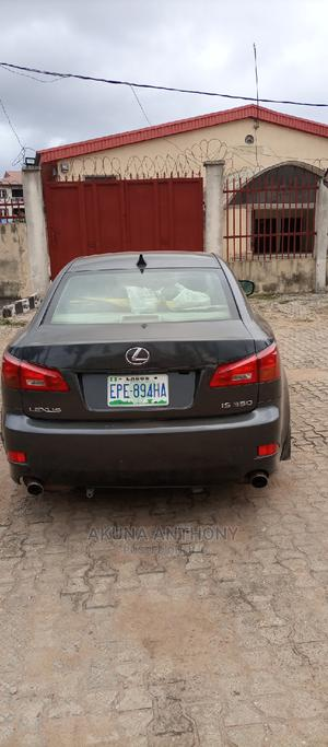 Lexus IS 2008 Gray   Cars for sale in Lagos State, Alimosho