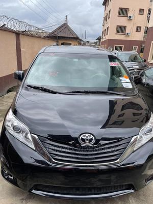 Toyota Sienna 2014 Black | Cars for sale in Lagos State, Maryland