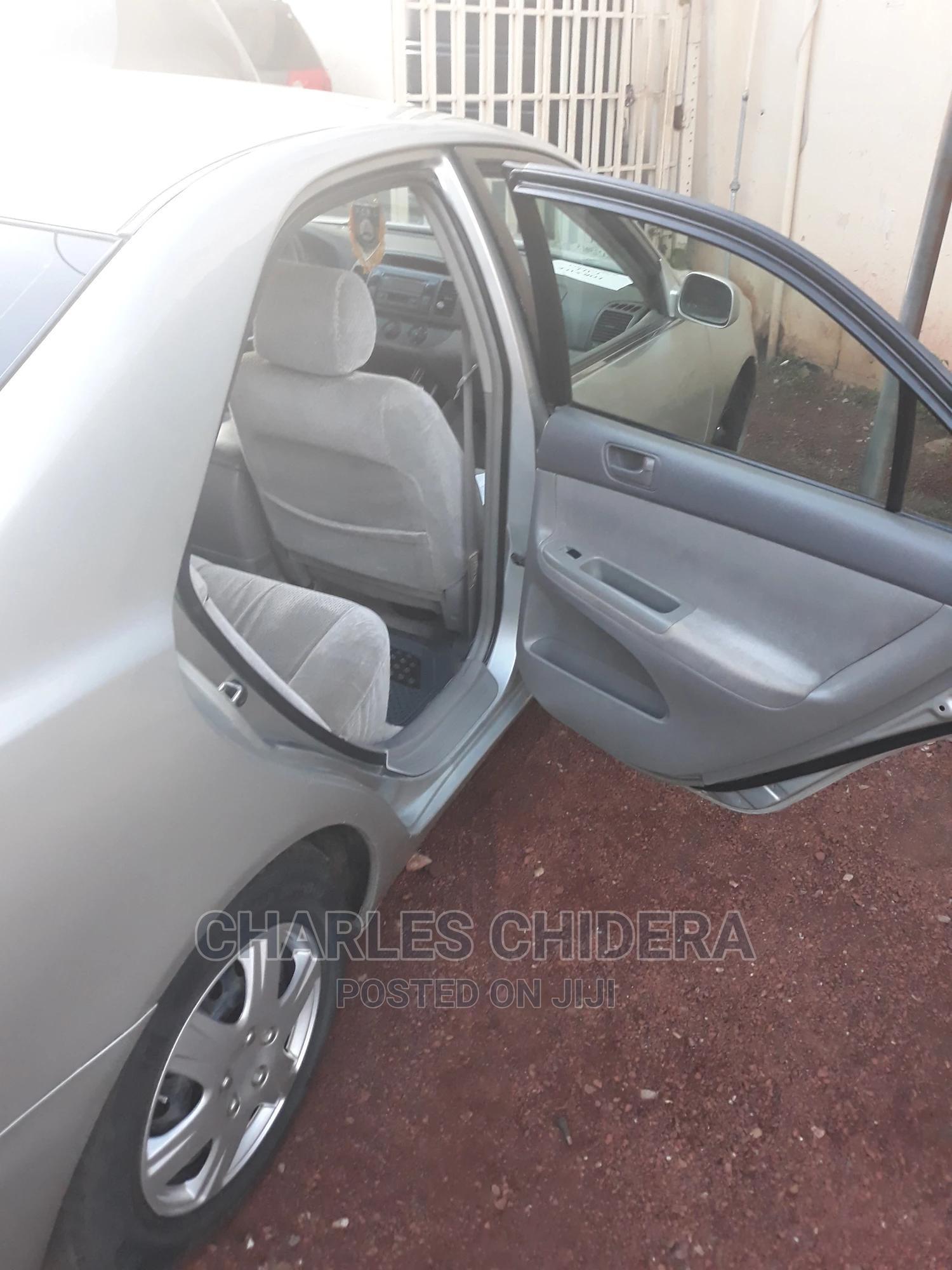 Toyota Camry 2003 Silver | Cars for sale in Enugu, Enugu State, Nigeria