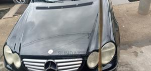 Mercedes-Benz CLK 2006 Black   Cars for sale in Lagos State, Ikeja