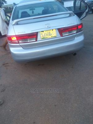 Honda Accord 2005 Automatic Silver | Cars for sale in Abuja (FCT) State, Jabi
