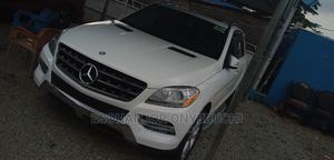 Mercedes-Benz M Class 2014 White   Cars for sale in Abuja (FCT) State, Garki 2
