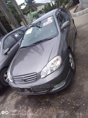 Toyota Corolla 2004 S Gray | Cars for sale in Lagos State, Surulere