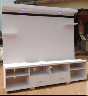 65inch Led Tvstand | Furniture for sale in Edo State, Benin City