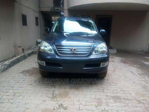 Lexus GX 2004 470 Blue | Cars for sale in Lagos State, Surulere