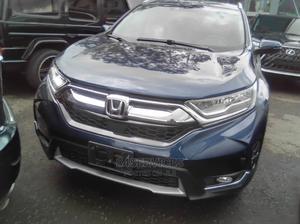 Honda CR-V 2019 Touring AWD Blue   Cars for sale in Lagos State, Ikeja