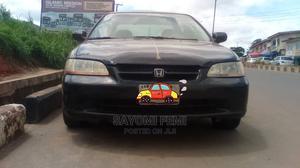 Honda Accord 1999 Black | Cars for sale in Oyo State, Ibadan