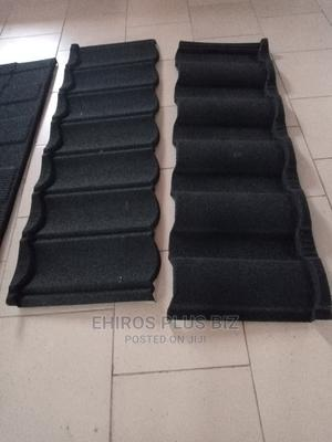 0.55 Mm Durable Anti Rust Stone Coated Roofing Sheet in Nig   Building Materials for sale in Imo State, Owerri