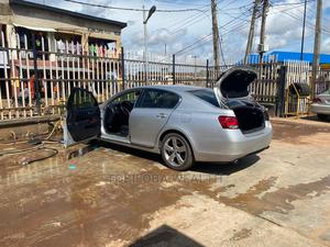 Lexus GS 2006 300 AWD Silver | Cars for sale in Lagos State, Ipaja
