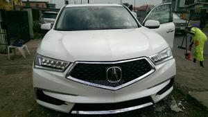 Acura MDX 2017 White   Cars for sale in Lagos State, Isolo