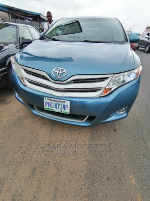 Toyota Venza 2010 Blue   Cars for sale in Rivers State, Port-Harcourt