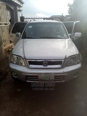 Honda CR-V 2000 2.0 Automatic Silver | Cars for sale in Abuja (FCT) State, Kubwa