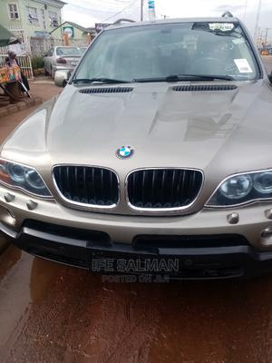 BMW X5 2004 Gray | Cars for sale in Ogun State, Ijebu Ode