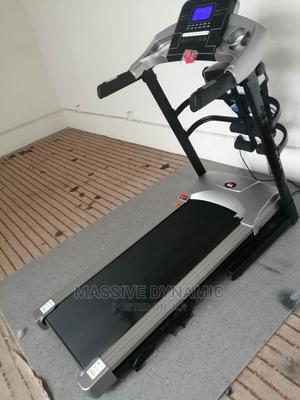 2hp Treadmil With Massager | Sports Equipment for sale in Lagos State, Lekki