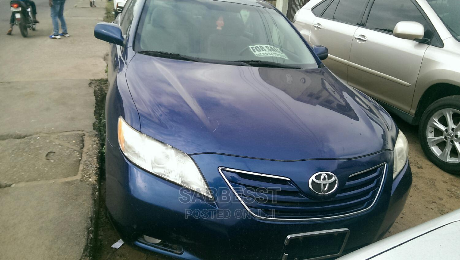 Toyota Camry 2007 Blue | Cars for sale in Isolo, Lagos State, Nigeria