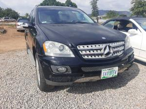 Mercedes-Benz M Class 2008 Black | Cars for sale in Abuja (FCT) State, Kubwa
