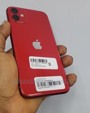 Apple iPhone 11 128 GB Red | Mobile Phones for sale in Lagos State, Alimosho