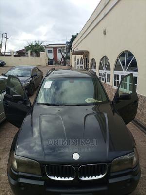 BMW X3 2006 3.0i Matt Black   Cars for sale in Abuja (FCT) State, Wuse 2