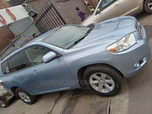 Toyota Highlander 2008 Limited Blue | Cars for sale in Lagos State, Ikeja