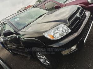 Toyota 4-Runner 2005 Limited V6 4x4 Black | Cars for sale in Lagos State, Amuwo-Odofin