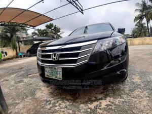 Honda Accord Crosstour 2010 EX-L AWD Black   Cars for sale in Lagos State, Lekki