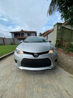 Toyota Corolla 2014 Silver   Cars for sale in Lagos State, Alimosho
