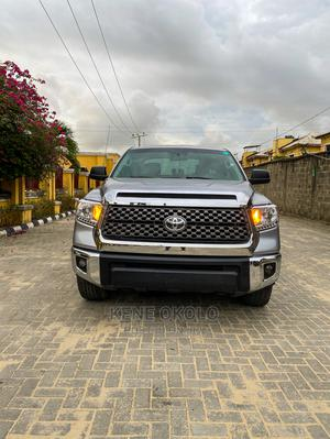 Toyota Tundra 2008 Silver | Cars for sale in Lagos State, Lekki