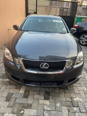 Lexus GS 2009 350 4WD Gray   Cars for sale in Lagos State, Lekki