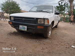 Toyota Hilux 1999 White | Cars for sale in Abuja (FCT) State, Nyanya