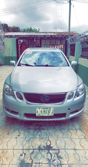 Lexus GS 2009 350 Silver | Cars for sale in Ogun State, Abeokuta South