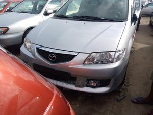 Mazda Premacy 2002 Silver   Cars for sale in Lagos State, Amuwo-Odofin