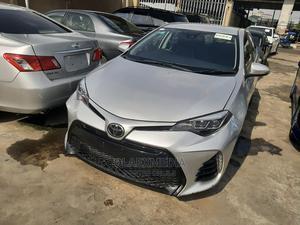 Toyota Corolla 2017 Silver | Cars for sale in Lagos State, Ilupeju