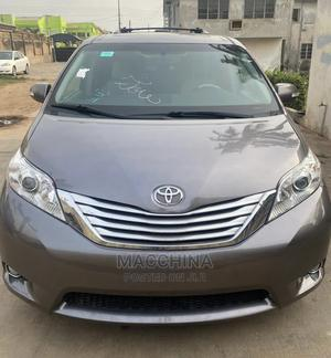Toyota Sienna 2013 XLE AWD 7-Passenger Gray | Cars for sale in Lagos State, Ikeja