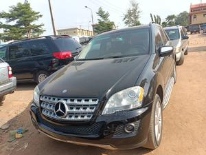 Mercedes-Benz M Class 2010 ML 350 4Matic Black | Cars for sale in Lagos State, Alimosho
