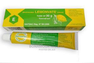 Lemonvate Brightening Cream With Firming Vitamin C - 30g | Skin Care for sale in Lagos State, Ipaja