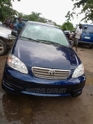 Toyota Corolla 2007 S Blue | Cars for sale in Lagos State, Amuwo-Odofin