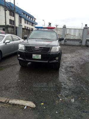 Toyota Hilux 2012 Black | Cars for sale in Rivers State, Port-Harcourt